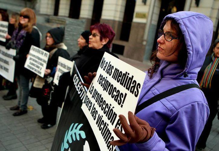 Es deber del Estado prevenir crímenes basados en el género. (EFE)