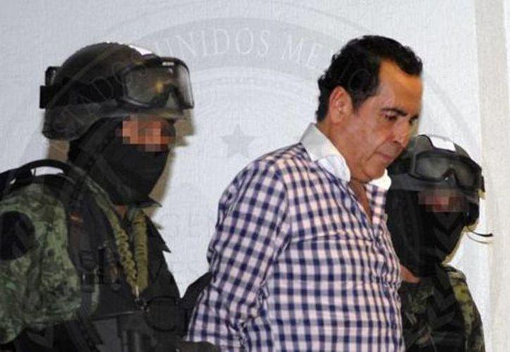 Héctor Beltrán Leyva, 'El H', fue detenido en 2014. (Milenio)
