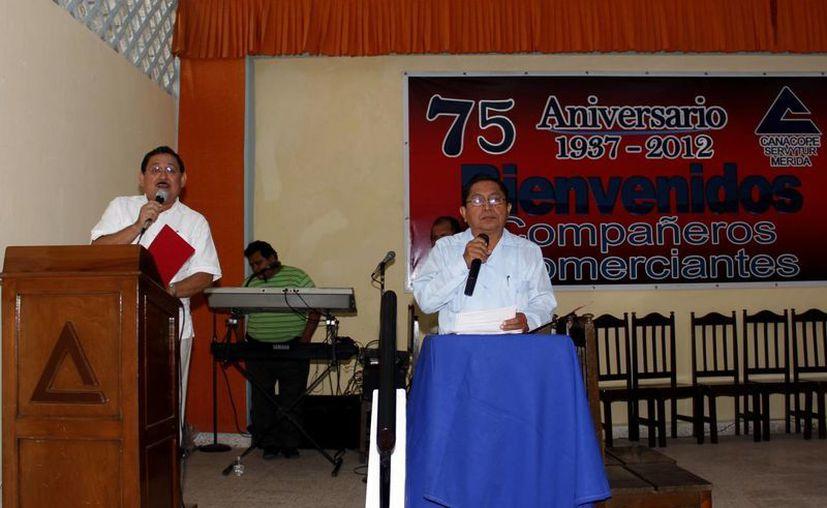 La Canacope realizó su asamblea para elegir a seis consejeros. (Juan Carlos Albornoz/SIPSE)