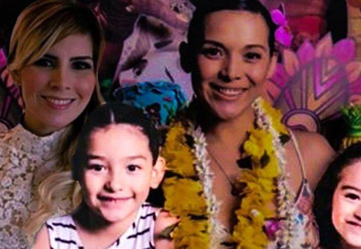 Otorgan patria potestad de las hijas de Karla Luna al padre de las menores y ahora ellas vivirán bajo el mismo techo que Karla Panini. (Vanguardia MX)