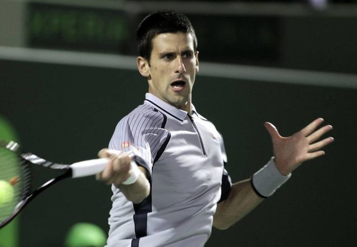 Novak Djokovic sufrió su tercera caída frente a Tommy Haas, al que había vencido en cuatro ocasiones previas. (Agencias)