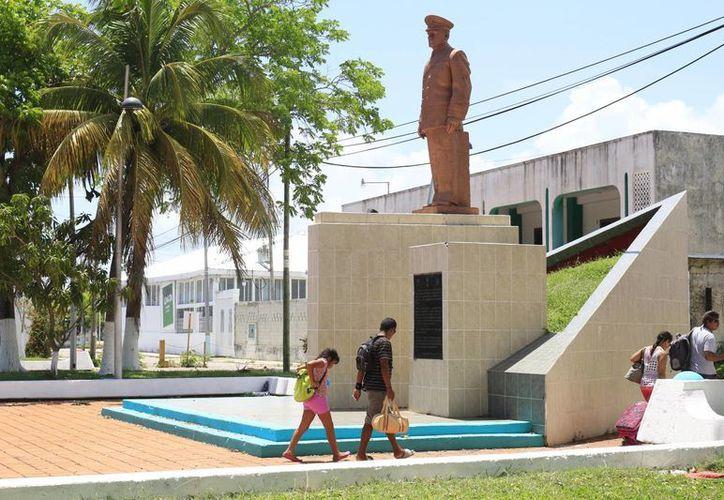 En caso de realizarse el encuentro en la capital, se tienen programadas visitas en los lugares más representativos de Chetumal. (Jorge Carrillo/SIPSE)