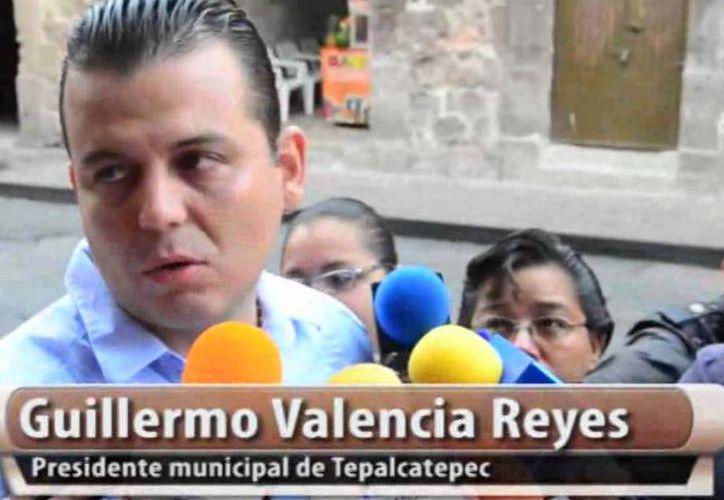 Guillermo Valencia solicitó que le sean asignados escoltas o policías federales que se encarguen de su custodia. (Internet)