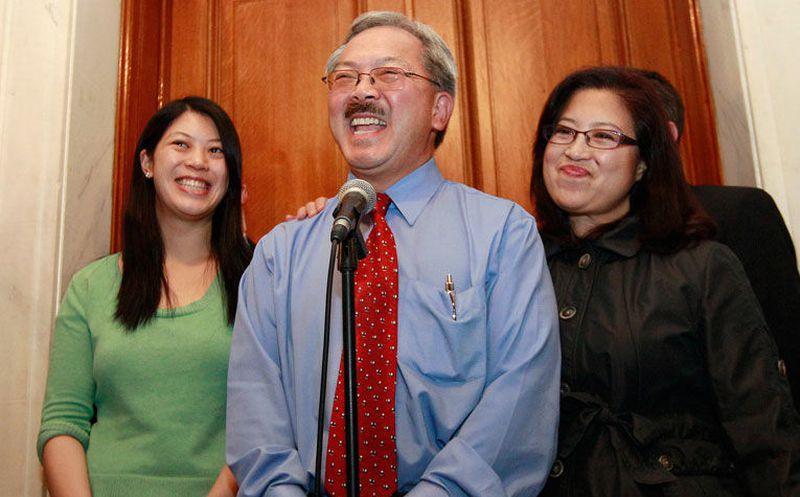 Muere el alcalde de San Francisco, Ed Lee, a los 65 años