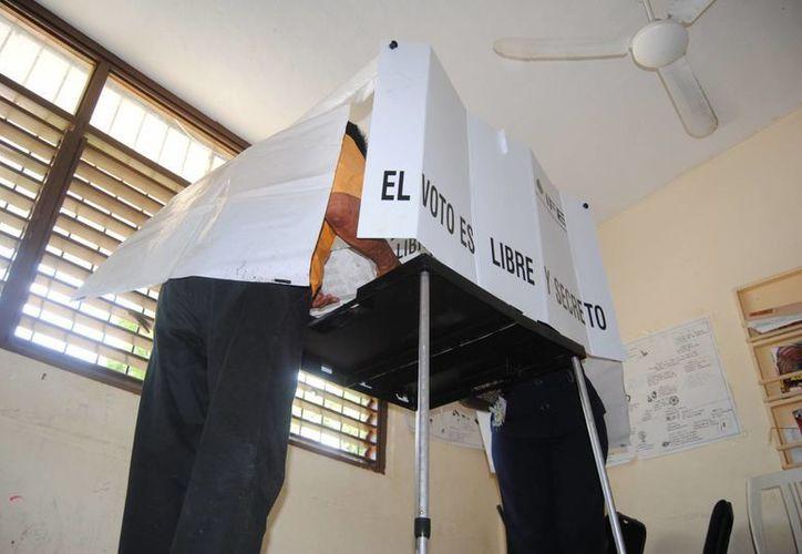 El día de la jornada se espera la participación de más de un millón de electores. (Jesús Tijerina/SIPSE)
