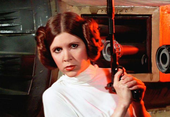 """""""Por desgracia no veremos a Carrie en el Episodio IX, pero aparece bastante en el Episodio VIII"""", explicó Kennedy. (Foto: Contexto/Internet)"""