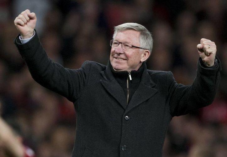 Se cierra el ciclo de 26 años de Alex Ferguson al frente del Manchester United. (Agencias)