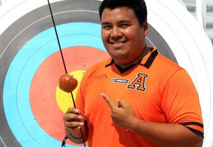 Pedro Vivas busca ganar su pase para estar en justas internacionales. (Milenio Novedades)