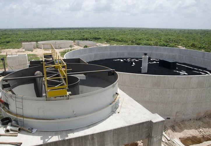 En la primera etapa del proyecto se han invertido hasta el momento más de 96 millones de pesos. (Redacción/SIPSE)