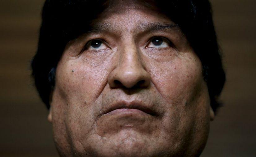 El Tribunal Electoral de Bolivia inhabilitó a Evo Morales para ser candidato al Senado de su país. (Foto: AP).