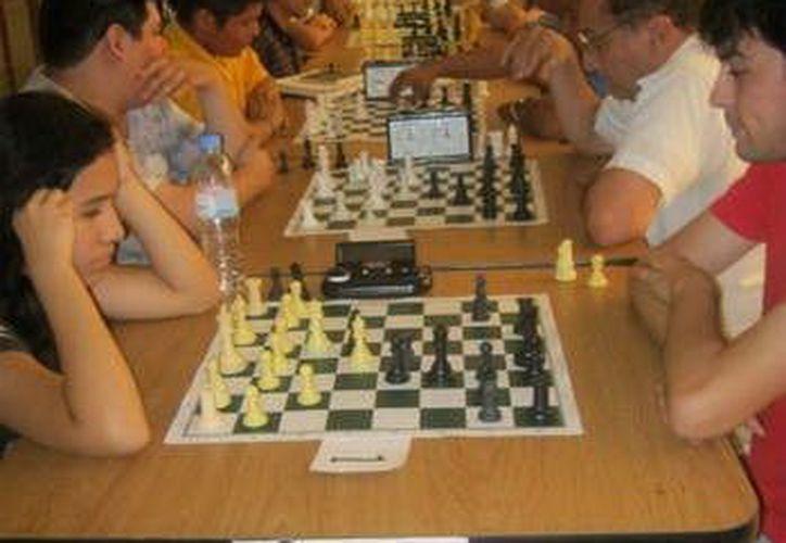 Partidas en el Torneo de la Rosca. (SIPSE)