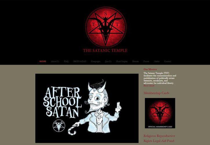 El Templo Satánico tiene filiales en diversos estados de EU. (thesatanictemple.com)