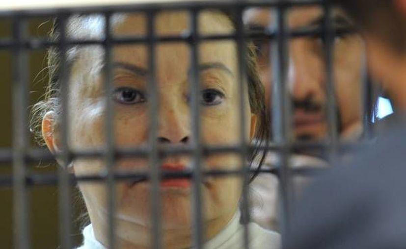 Elba Esther Gordillo Morales fue trasladada esta mañana del penal de Tepepan a un hospital privado. (zocalo.com.mx)