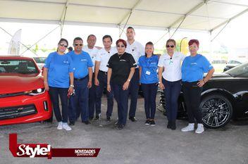 Prueba de manejo Chevrolet del Caribe
