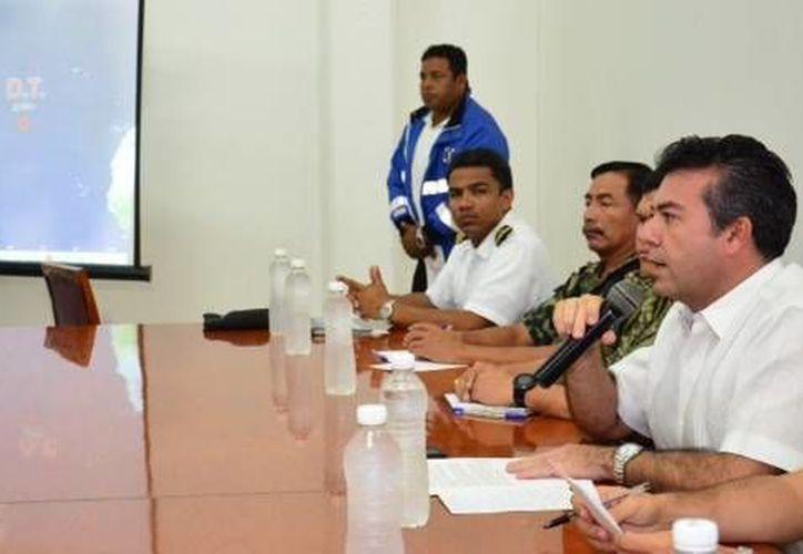 El presidente municipal de Solidaridad, Mauricio Góngora Escalante, manifestó que la población ha demostrado cultura de prevención. (Redacción/SIPSE)