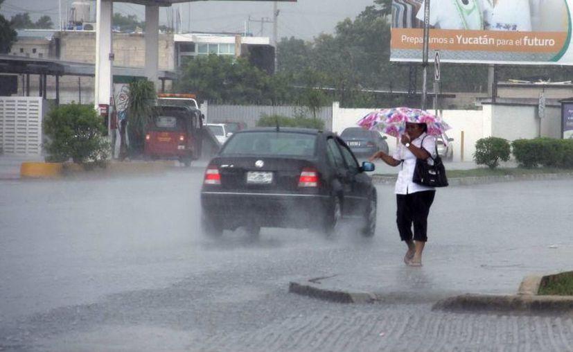 Se espera tiempo estable, pero no se descartan chubascos aislados en las zonas noroeste y oriente de Yucatán. (SIPSE)