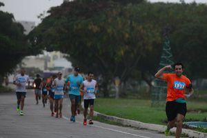 Maratón de Mérida: Corriendo celebran aniversario de la ciudad