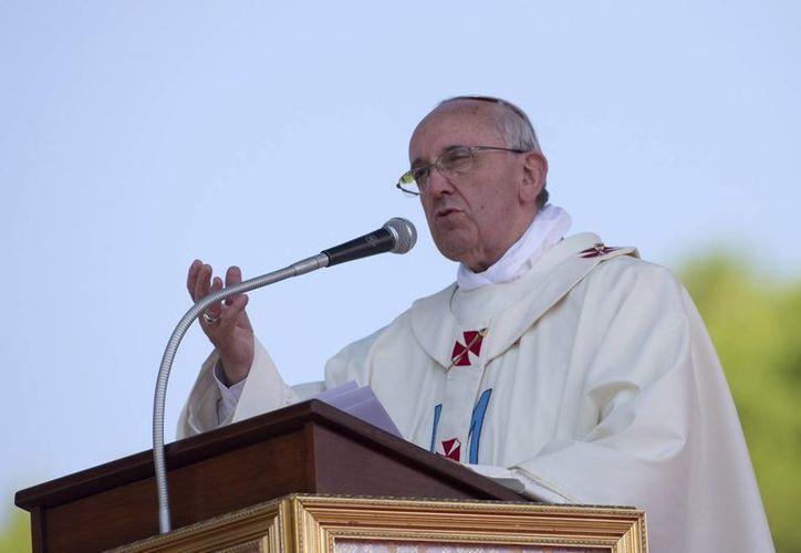 El Papa ha hecho prioridad suya el acercamiento a los pobres. (Agencias)