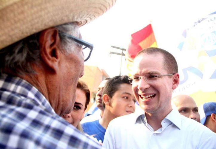 Anaya aseguró que el PAN tiene a los mejores candidatos para las elecciones intermedias y la presidencial. (facebook.com/RicardoAnayaC)