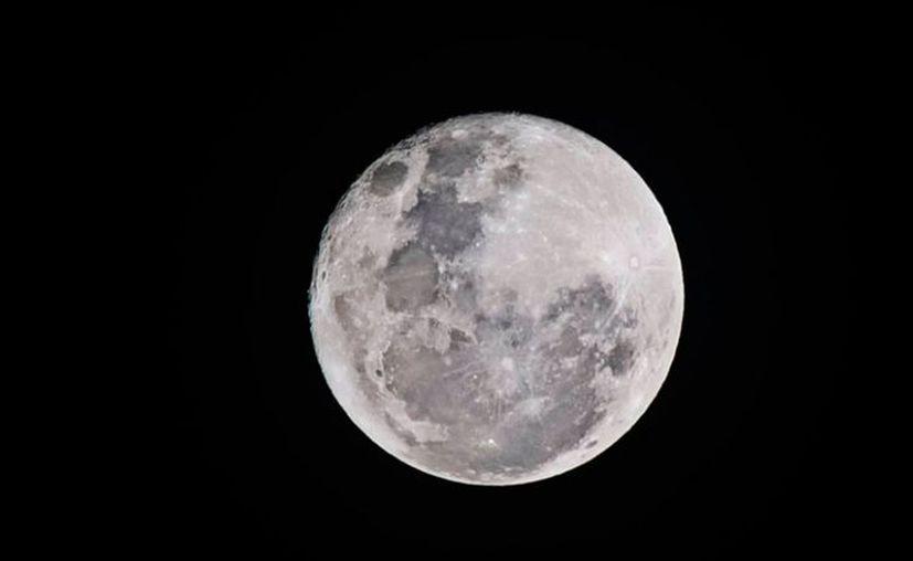 Este 19 de febrero la luna se verá más grande y luminosa.  (Pexels)