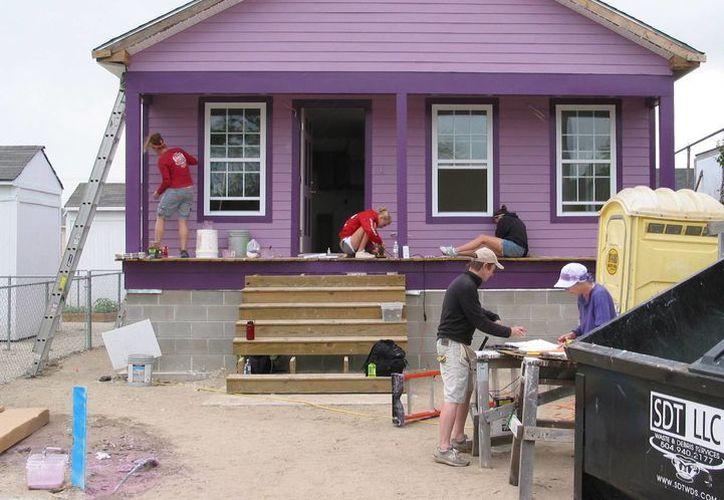 Los suburbios de las clases más marginadas son las que aún no gozan de la modernización post 'Katrina' (Agencias)