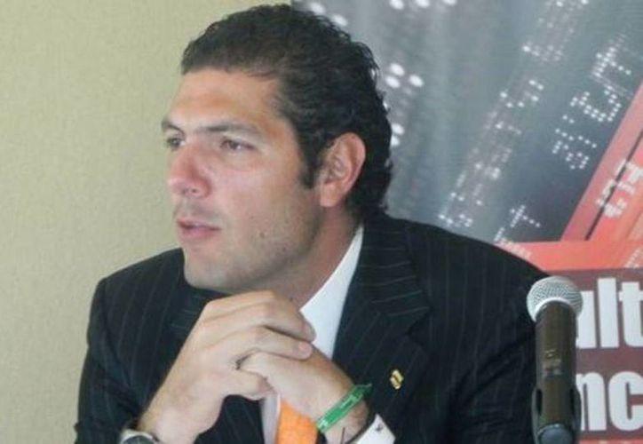 Carlos Hank González asumió la presidencia del Consejo de Administración del Grupo Financiero Banorte, el tercero más grande del país por su nivel de activos. (Milenio)