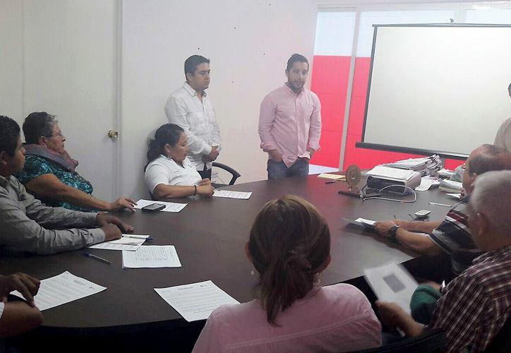 La dirección de Catastro municipal atendió peticiones del sector inmobiliario. (Cortesía)