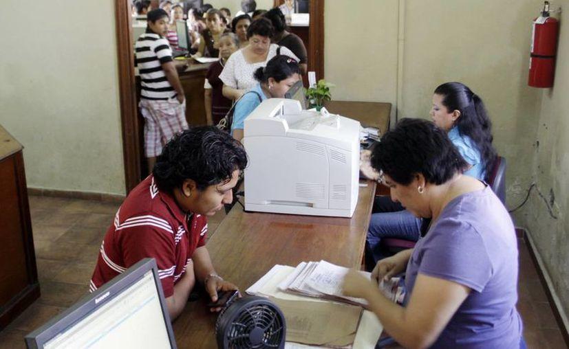 El trámite de cambio de nombre en Yucatán tiene un costo de 138 pesos y se realiza solamente una vez. (SIPSE)