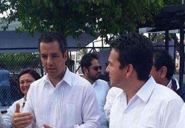 Felipe Rojas Cruz será sustituido por Miguel Enríquez López en el Infonavit en Yucatán. (Milenio Novedades)