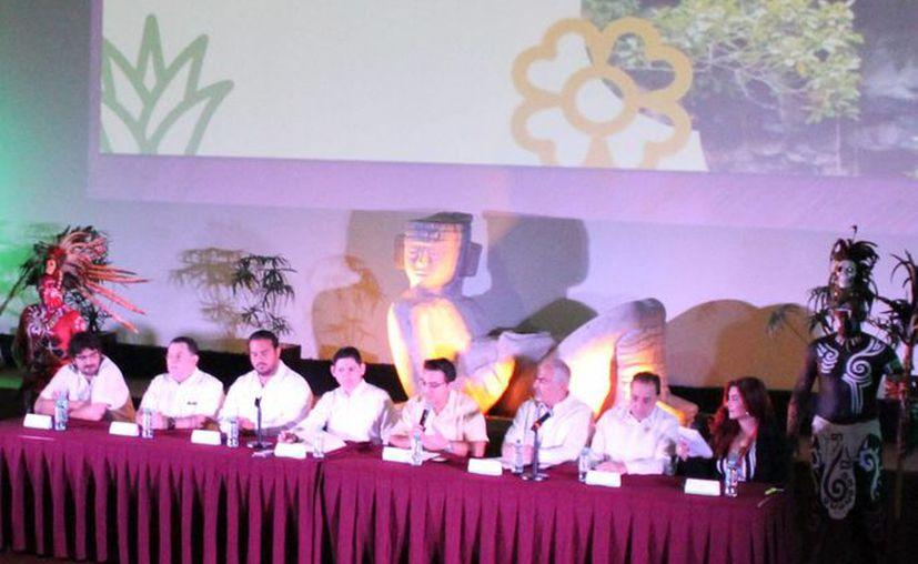 Expo Redescubre Yucatán, importante escaparate turístico, se realizará a principios del mes que viene en Mérida. (Foto cortesía del Gobierno)