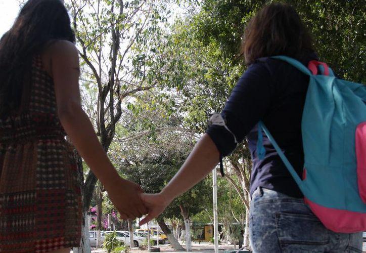 Buscan la apertura de matrimonios de este tipo en Cancún. (Consuelo Javier/SIPSE)