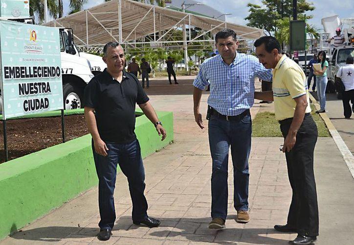 La administración municipal actual no cuenta con elementos jurídicos para interponer una denuncia en contra del ex alcalde Carlos Mario Villanueva Tenorio. (Archivo/SIPSE)