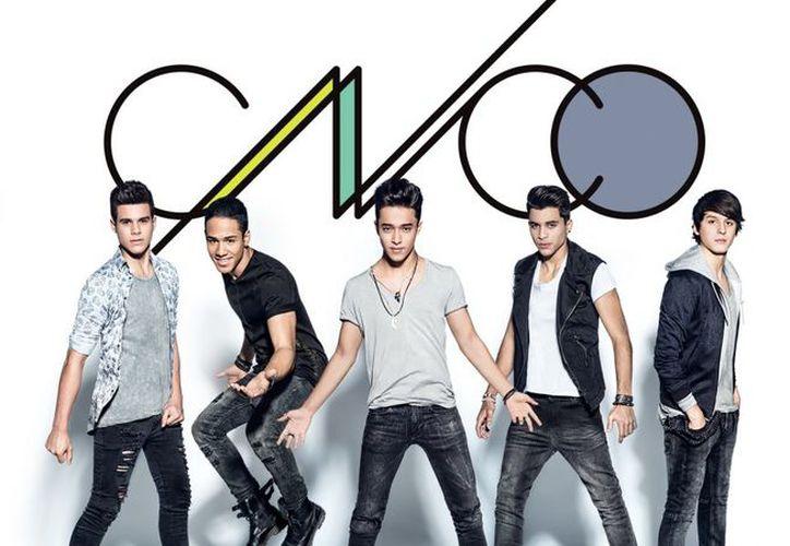 El 26 de abril el popular quinteto actuará durante los Premios Billboard Latinos. (Internet)