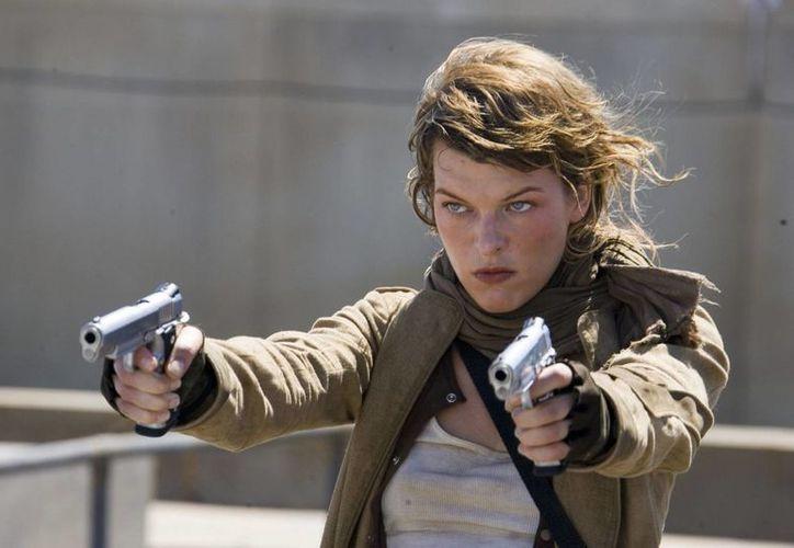 Milla Jovovich es un ícono de la moda y ahora también del cine. (fanpop.com)