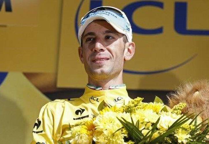 Vincenzo Nibali está muy cerca de ganar el Tour de Francia por primera vez en su carrera. (Foto: The Associated Press)