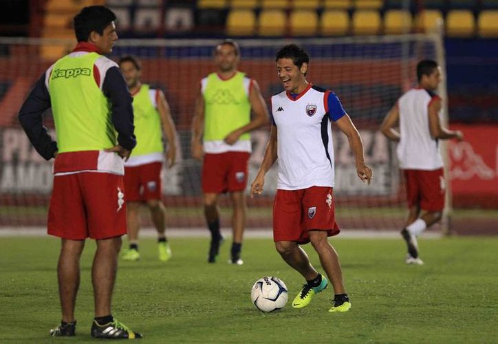 El plantel arrancó su semana el lunes en el estadio Andrés Quintana Roo y por la tarde se dirigieron a Playa del Carmen. (Redacción/SIPSE)