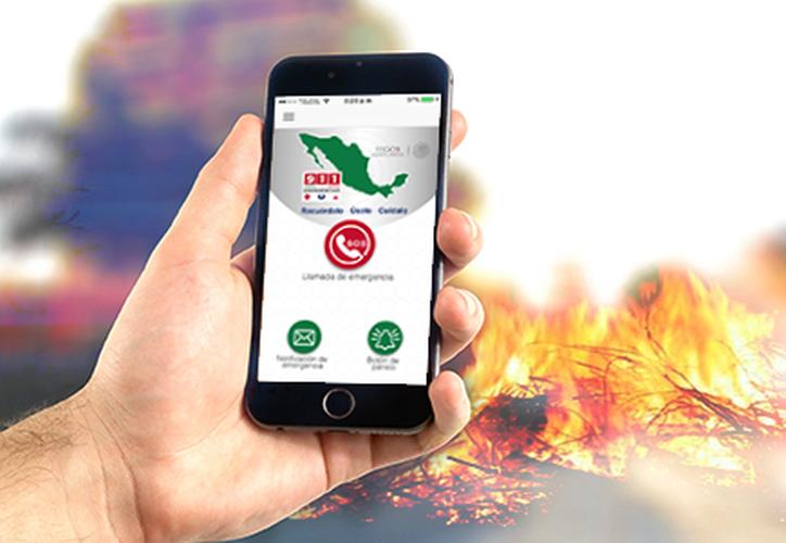 Con la app, el operador obtendrá la ubicación y el nombre del usuario de inmediato. (Foto: El Financiero)