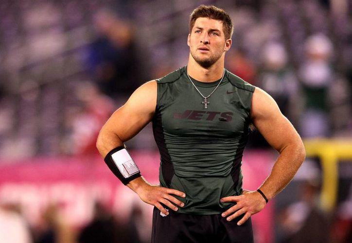 Tim Tebow ya no formará parte de Aguilas de Filadelfia, equipo de la NFL que trabaja en la conformación de su roster. (nypost.com)