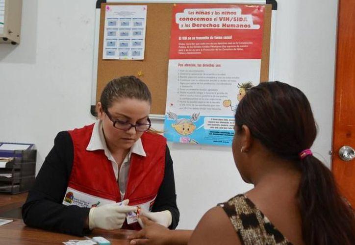 Durante 2017 los casos de VIH se incrementaron en Yucatán. (Archivo/SIPSE)