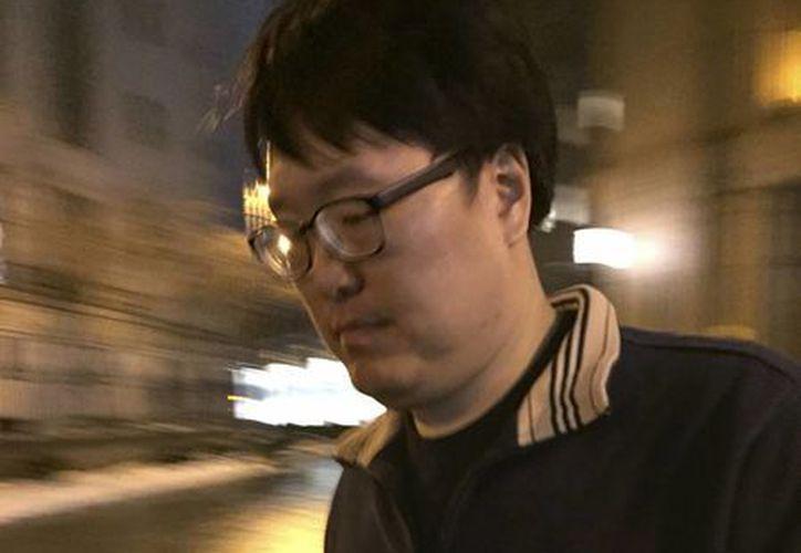 Joo Hyun Bahn, sobrino de Ban Ki-moon, fue arrestado en Nueva York acusado de participar en un esquema de corrupción que implica varios millones de dólares. (AP/Larry Neumeister)