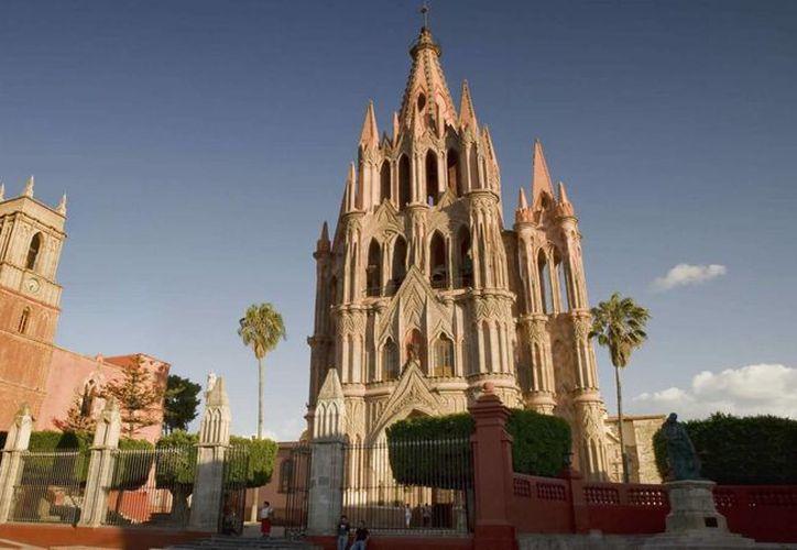 La ciudad de San Miguel de Allende, Guanajuato, es una de las 10 mexicanas consideradas Patrimonio de la Humanidad.(visitmexico.com)