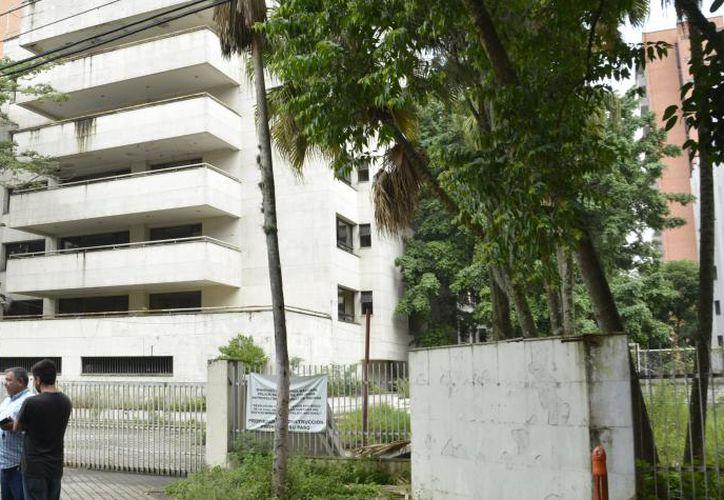 El Edificio Mónaco, que perteneció a Pablo Escobar, será derrumbado. (Internet)