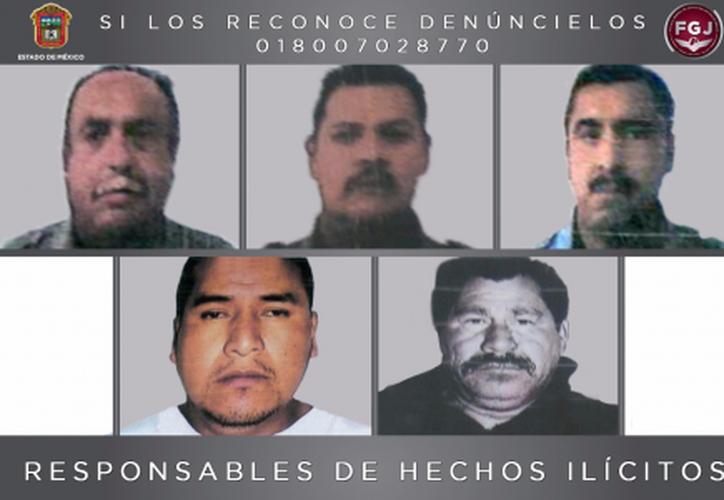 Aprovechando su calidad de servidores públicos, participaron en por lo menos 20 robos con violencia; en 16 de éstos casos, mataron a las víctimas. (Foto: Hoy Estado)
