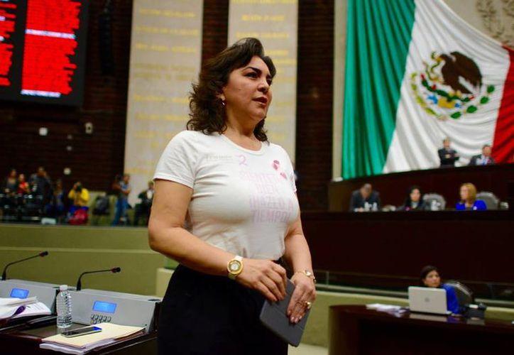 Ivonne Ortega Pacheco fue considerada por la Encuesta Mitofsky entre los posibles aspirantes a la Presidencia en 2018. (Facebook/Ivonne Ortega Pacheco)