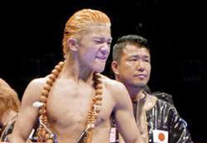 El japonés Daiki Kamenda.(SIPSE)