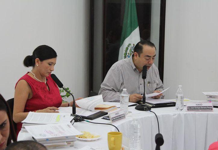 El Consejo General del Ieqroo aprobó el plazo para designar las precandidaturas a las presidencias municipales. (Joel Zamora/SIPSE)