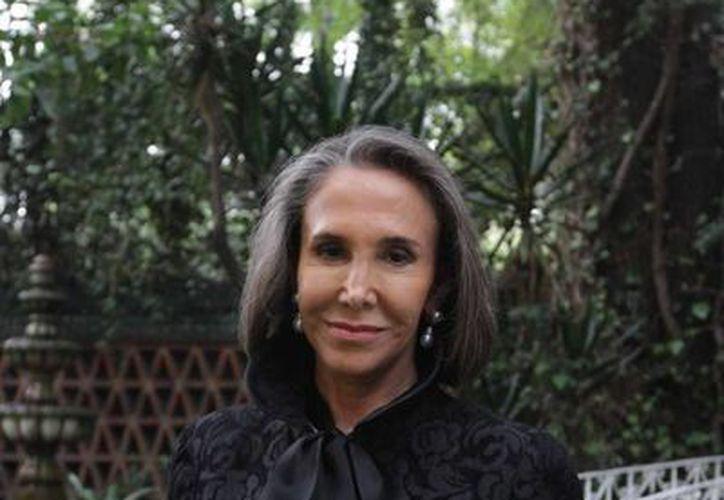 La actriz relató cada una de sus relaciones con los diferentes integrantes de 'El Chavo del Ocho'. (Notimex)
