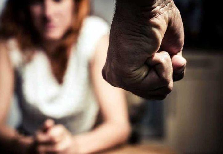 La proclamación de los 'Días Naranja', el 25 de cada mes, pretende crear conciencia sobre la prevención de la violencia contra las mujeres. Imagen de contexto. (Archivo/Notimex)