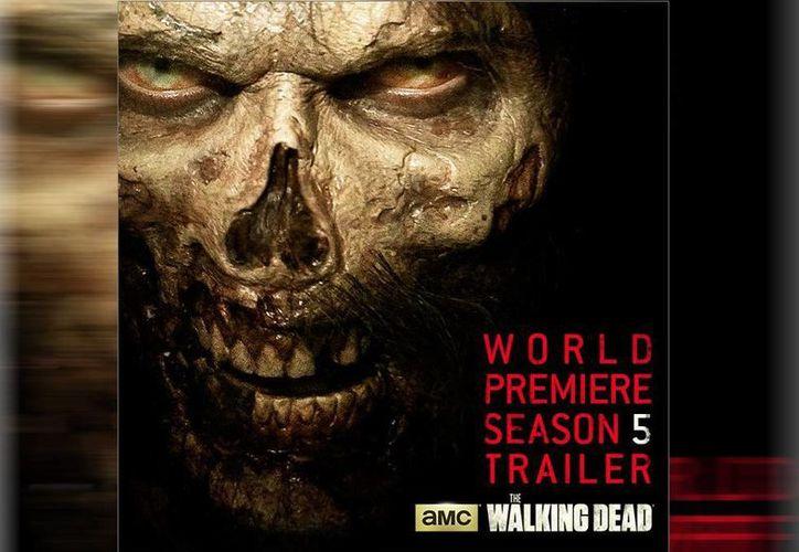 The Walking Dead se ha convertido en serie de culto para televidentes del mundo por el realismo que imprimen en sus escenas. (Facebook/The Walking Dead)