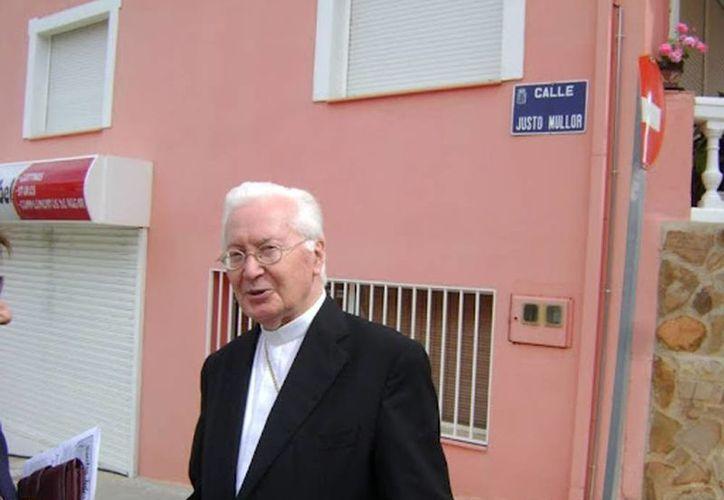Justo Mullor fue un eslabón importante en el establecimiento de las buenas relaciones entre México y la Santa Sede, además participó en la organización de la última visita del Papa San Juan Pablo II. (Archivo/Agencias)